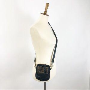 Latico Leather Studded Mini Crossbody Bag